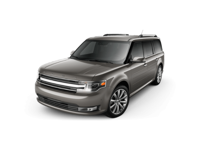 New 2019 Ford Flex Limited Crossover in Holly, MI